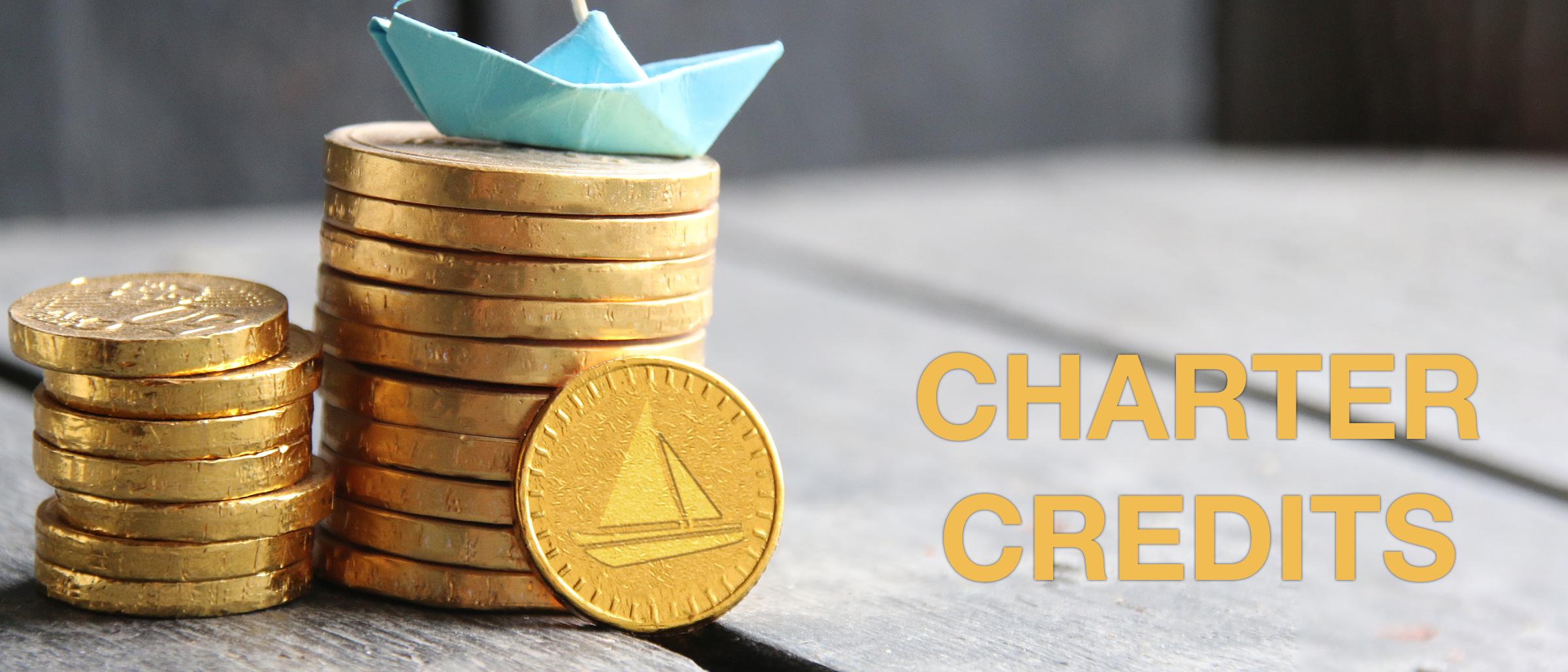 Charter credits