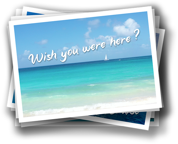 Wish you were here home