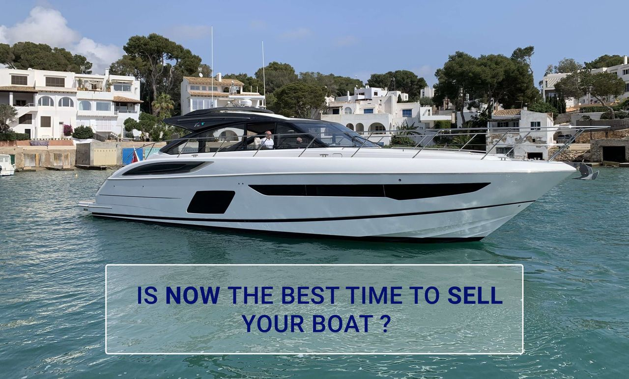 Medium now time to sell your boat